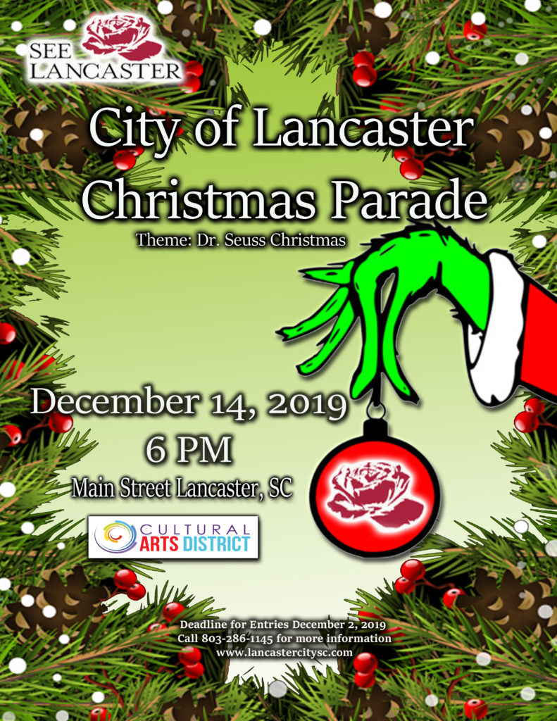 Christmas Parades Near Me 2019.City Of Lancaster Christmas Parade Lancaster South Carolina
